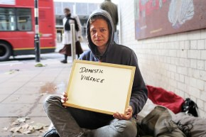 Homeless Londoners Buzzfeed Sam Haysom