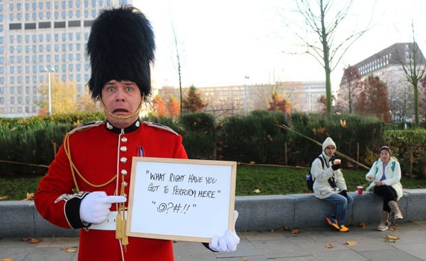 London Street Performers Feature Buzzfeed UK
